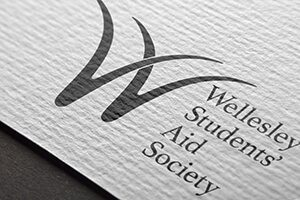 Wellesley Students Aid Society logo