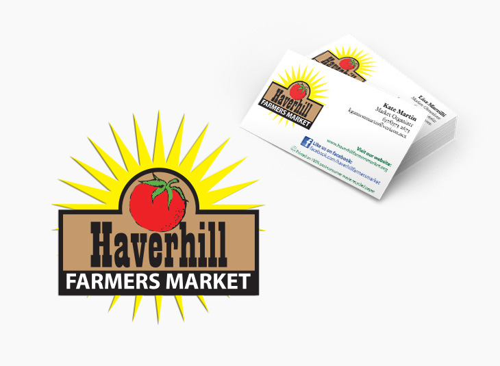 Brand identity for Farmers' Market