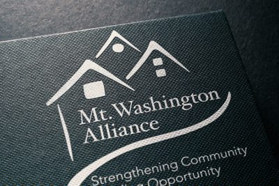 Logo for community organization