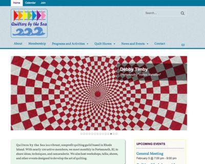 Website for artisans guild