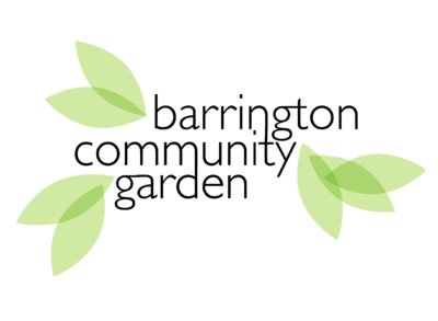 Barrington Community Garden logo